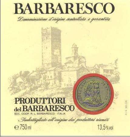 Barbaresco dei Produttori 2006