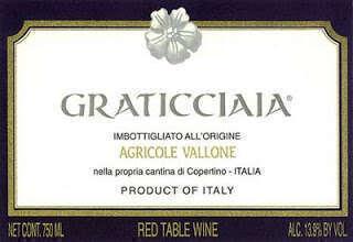 Negroamaro Graticciaia - Agricole Vallone