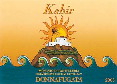 Moscato di Pantelleria - Kabir