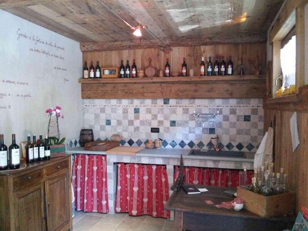 Sala Degustazione Cantina Gabriella Minuzzo