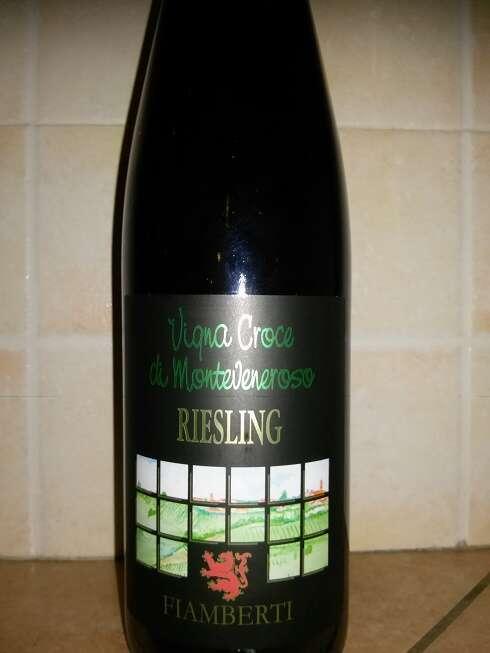 Riesling Vigna Croce Fiamberti Vini 2013