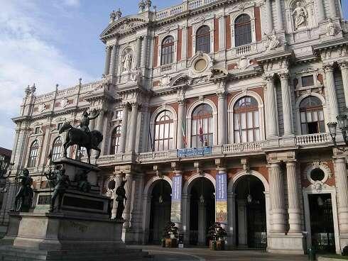 InBianco a Palazzo Carignano - Torino