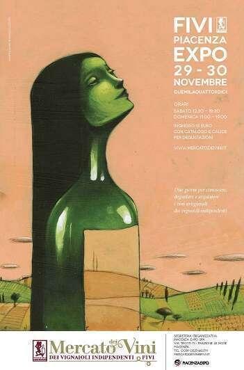 Mercato dei Vini FIVI 2014 - Piacenza