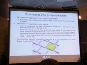 wine2wine 2014 a Verona - Sessione su e-commerce del futuro