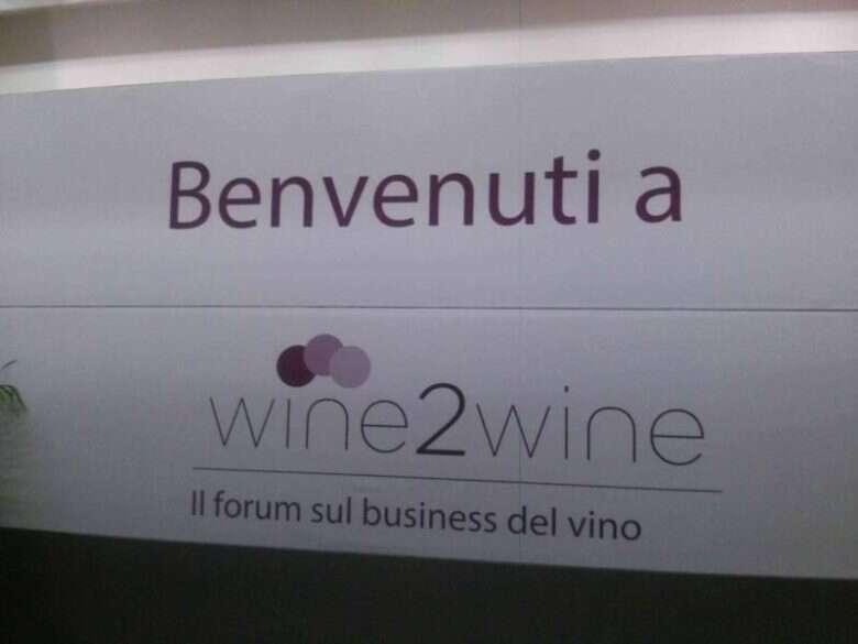 wine2wine 2014 verona