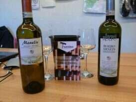 Degustazione Vini Emanuele Rolfo con Trovino