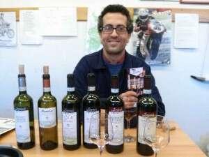 I vini di Emanuele Rolfo incontrano Trovino