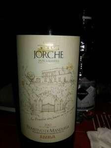 Wine Road - Primitivo di Manduria 2010 Jorche