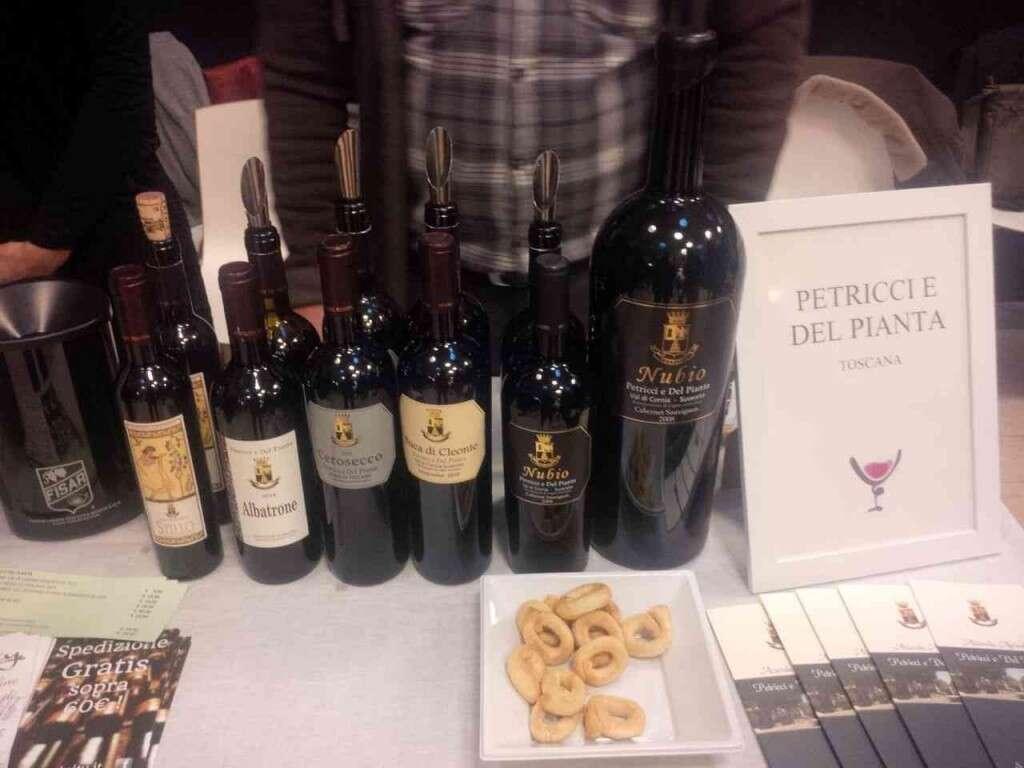 Cantina Petricci del Pianta Toscana a Vinitaste - Vinity