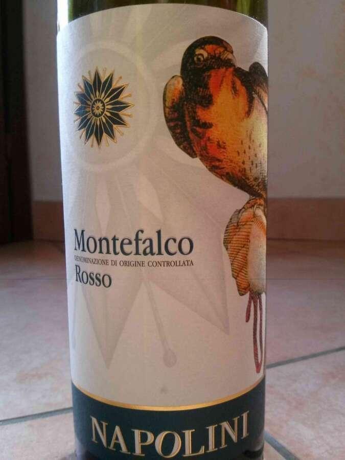 Rosso Montefalco 2011 Napolini
