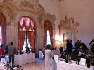 Villa Favorita - Sala interna Degustazione