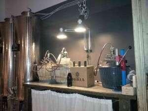 Vasche di acciaio per il Vino Sfuso - Vinello Milano Gambara
