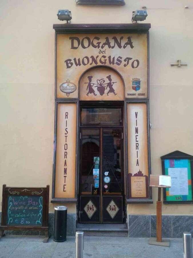 La Dogana del Buongusto: Ristorante e Vineria nel cuore della Milano medievale