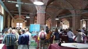 Sala Interna Palazzo Enofila Vinissage 2015