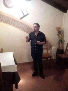 Enofaber racconta i vini della Valle D Aosta a Cascina Vittoria