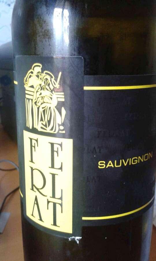 Sauvignon Blanc 2014 Silvano Ferlat Venezia Giulia IGT