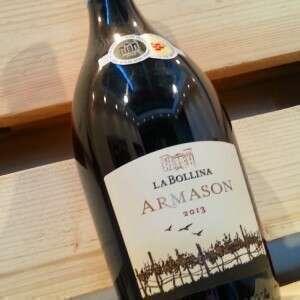 Chardonnay Armason 2013 La Bollina