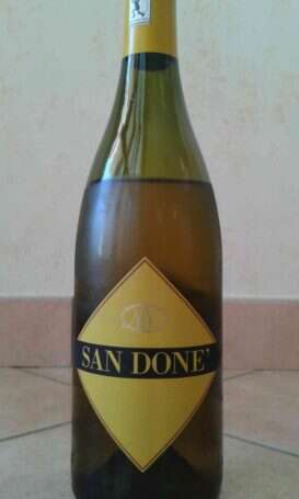 Chardonnay San Done' 2013 Marco Vercesi