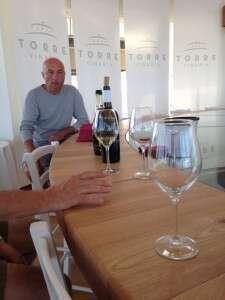 Cantina Frentana - Assaggiamo i vini Torre Vinaria