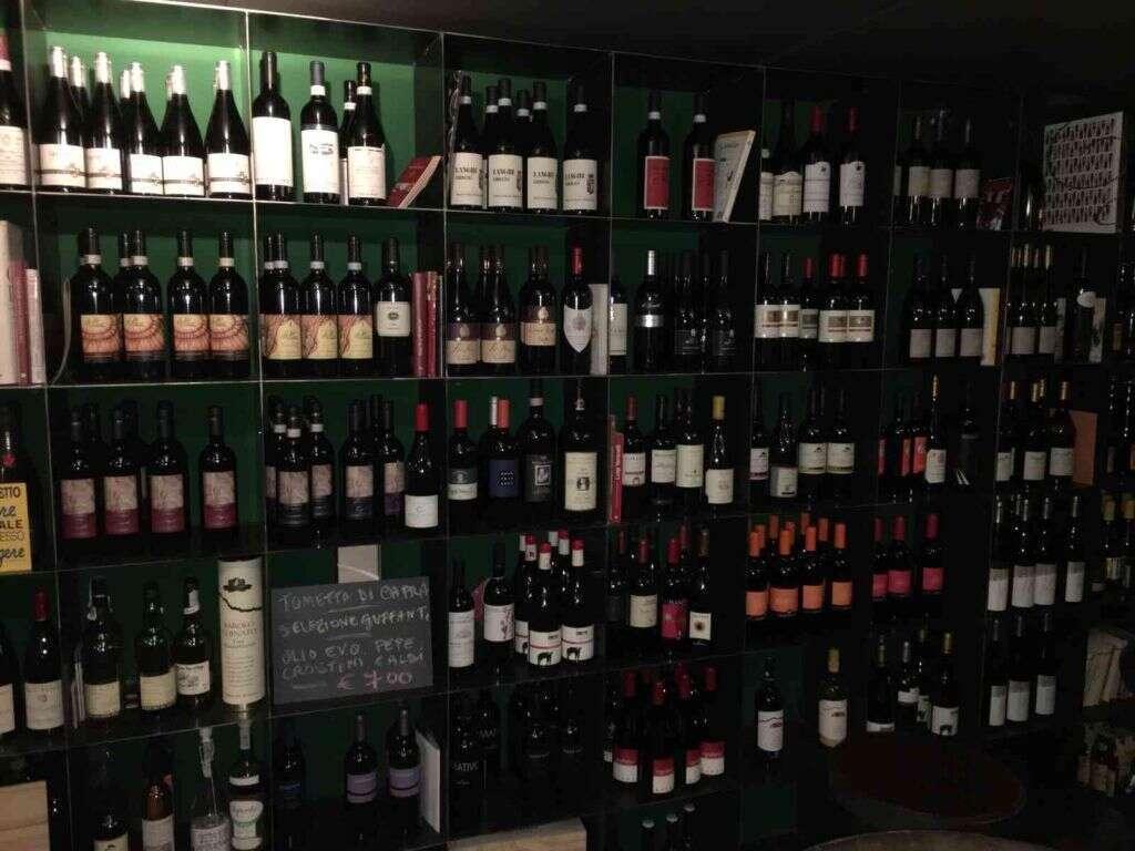 Enoteca Le Zitelle - Le bottiglie di Vino