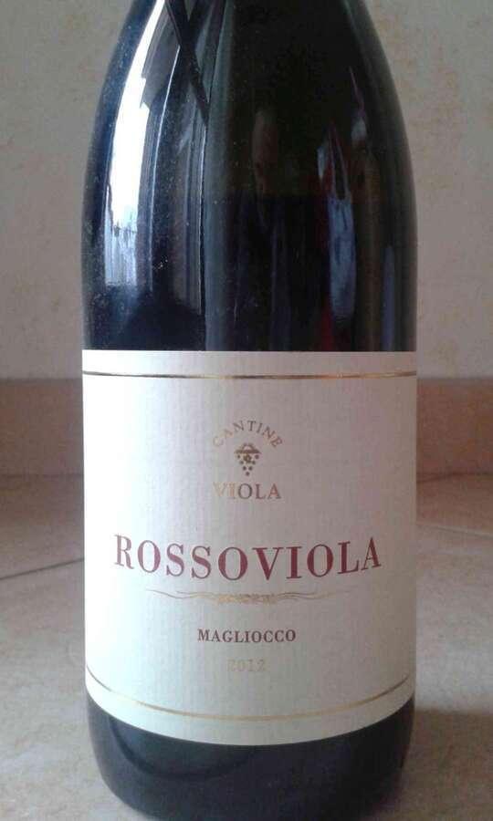 Rosso Viola Magliocco Cantine Viola