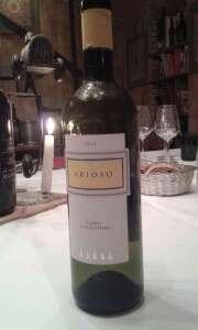 Sauvignon Blanc Arioso IGT Toscana Campo Alla Sughera