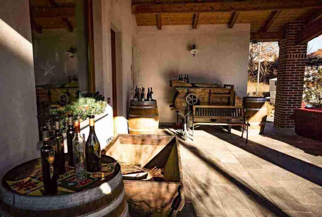 Antico Borgo dei Cavalli - Ingresso Degustazione