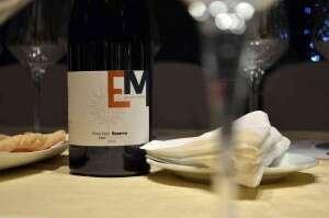 Degustazione Pinot Nero Riserva PDO Nova Zagora Edoardo Miroglio Wine Cellar