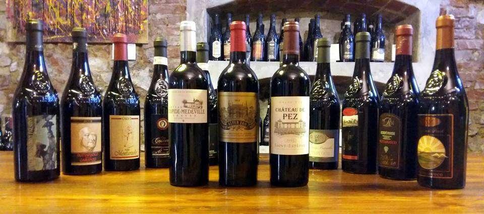 Buttafuoco Storico i Vini in degustazione e la sfida al Bordeaux