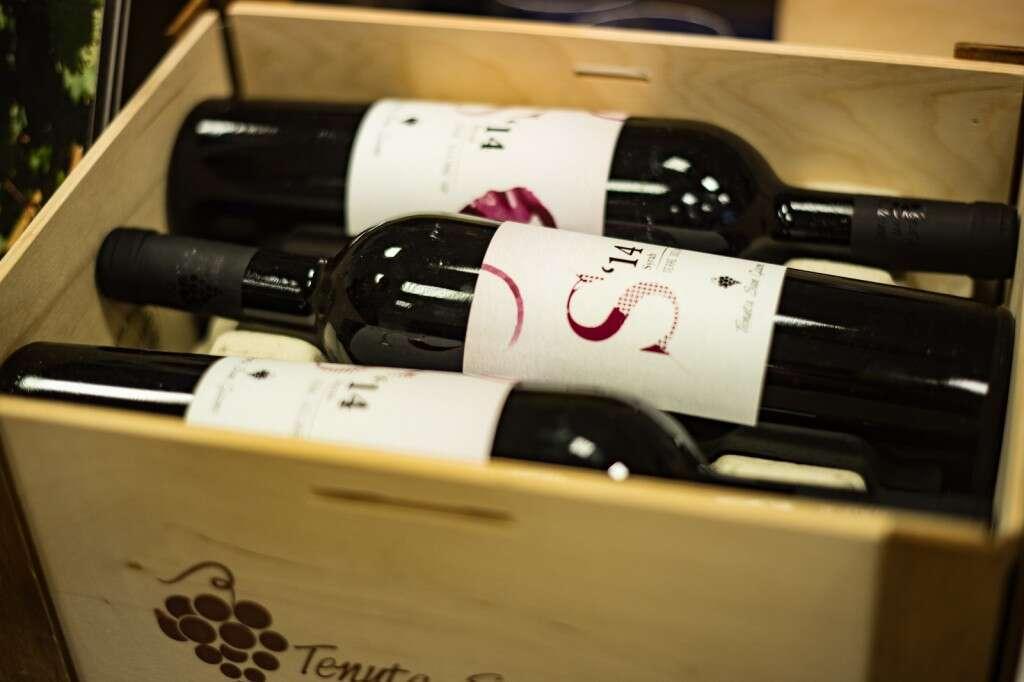 Cantina Tenuta San Giaime a Wine at 5 Vie - Milano