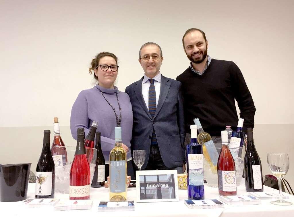 Cantina BrioWines a Wine at 5 Vie - Milano