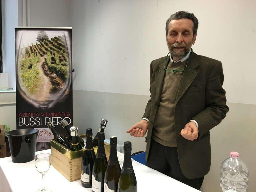 Cantina Tenuta degli Alberi a Wine at 5 Vie - Milano