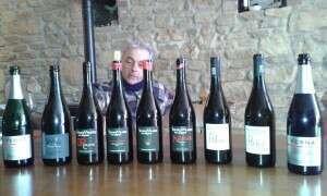 Stefano Milanesi e i suoi Vini in Degustazione