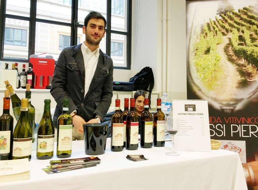 Cantina Bussi a Wine at 5 Vie - Milano