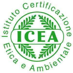 Logo ICEA - Istituto Certificazione Etica e Ambientale