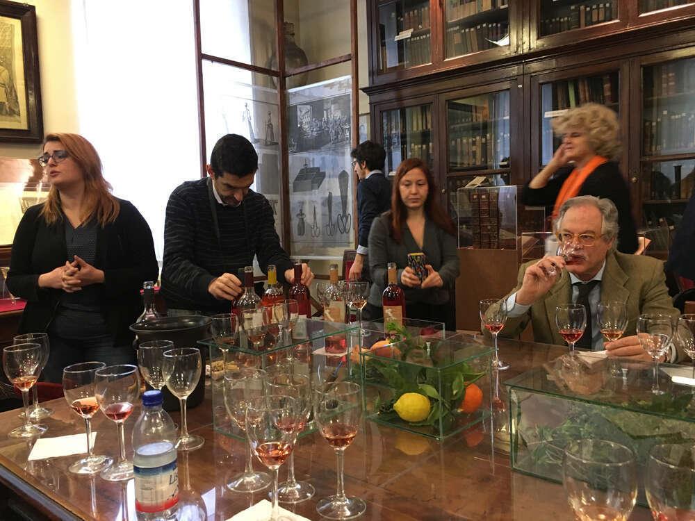 Degustazione Rosati di Puglia a Wine at 5 Vie - Milano