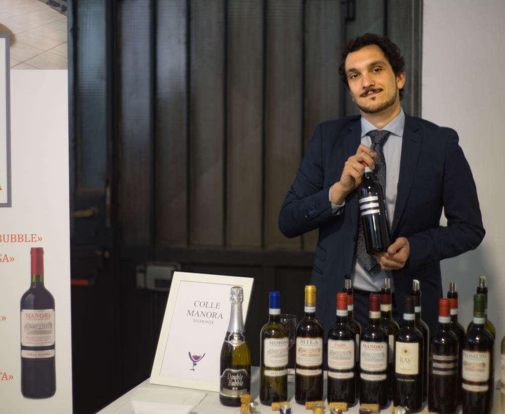 Cantina Colle Manora al ViniTaste
