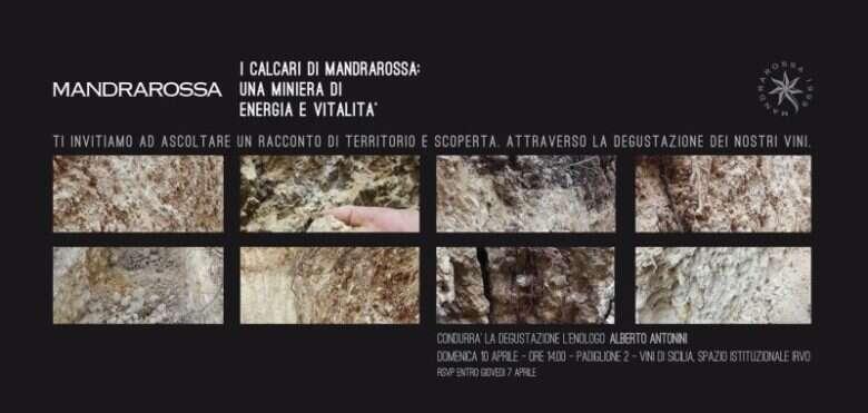 I Calcari di Mandrarossa - Anteprima Vinitaly 2016