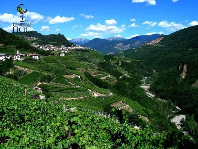 Valle di Cembra in Trentino