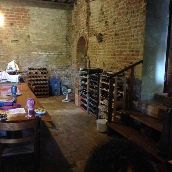 Tomasetti Family Winery - La cantina