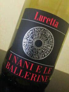 I Nani e le Ballerine Sauvignon Blanc Luretta