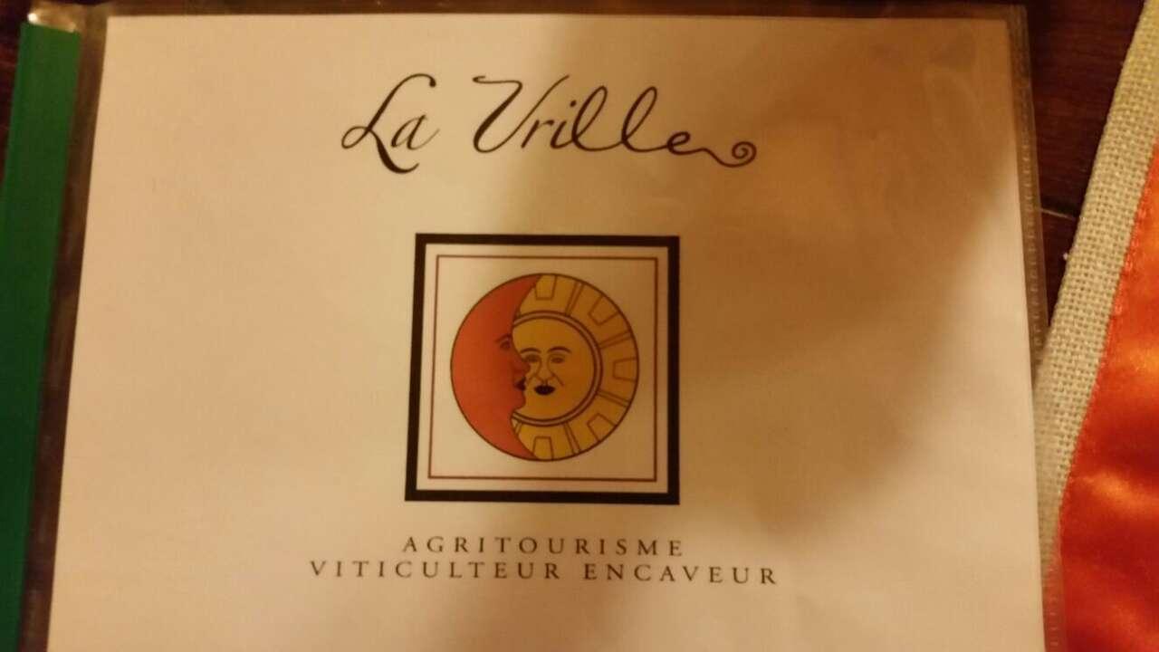 Chambave Muscat, Cornalin, La Cucina di Luciana: Benvenuti a La Vrille!