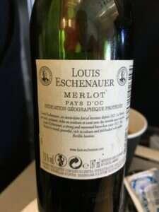 Louis Eschenauer - Merlot - Pais D'OC 2015 - Retro Etichetta
