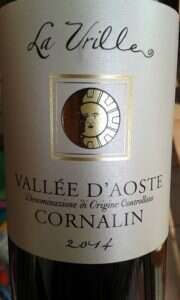 La Vrille - Cornalin 2014