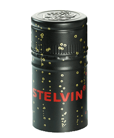 Un Tappo a Vite - Stelvin nero