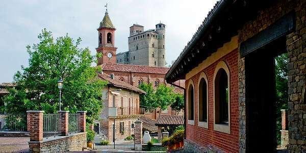 Chiesa San Sebastiano - Castello Serralunga - Tenuta Cucco