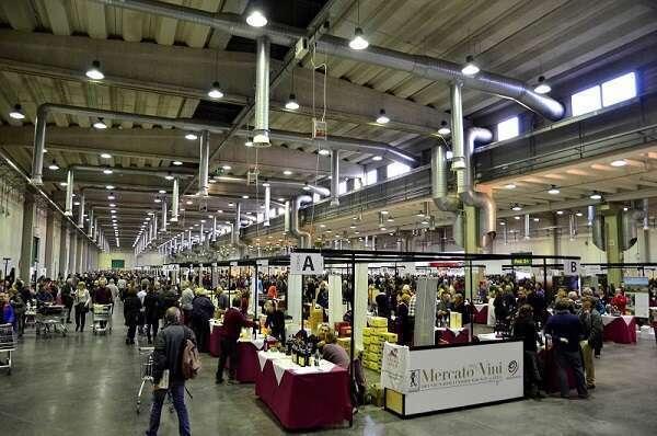 Mercato dei Vini 2016 - Fivi Piacenza Expo