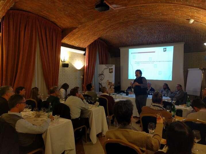 Pojer & Sandri alla Degustazione FISAR sui Vini PIWI
