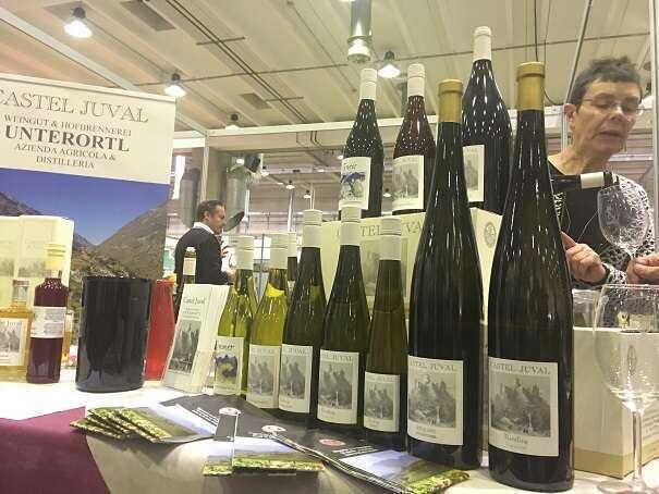 Riesling Castel Juval - Mercato dei Vini 2016