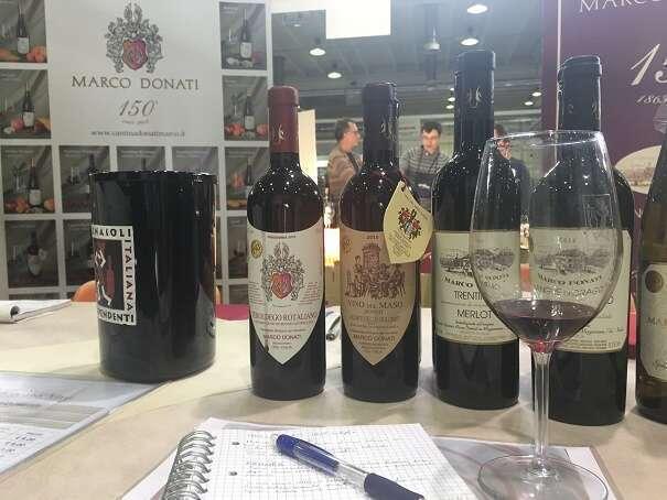 Teroldego Rotaliano Marco Donati - Mercato dei Vini 2016